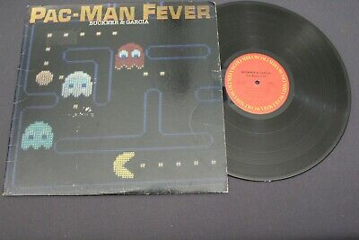BUCKNER & GARCIA - PAC MAN FEVER - COLUMBIA RECORDS - RC 37941 - RELEASED 1982