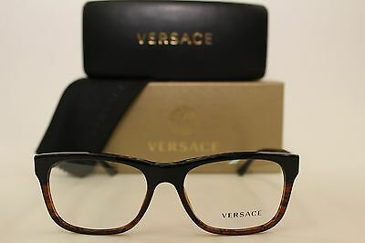 AUTHENTIC GENUINE VERSACE 3199 READING GLASSES,SINGLE VISION OR (Real Versace Glasses)