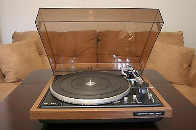 Dual 721 Direct Drive Turntable, Excellent