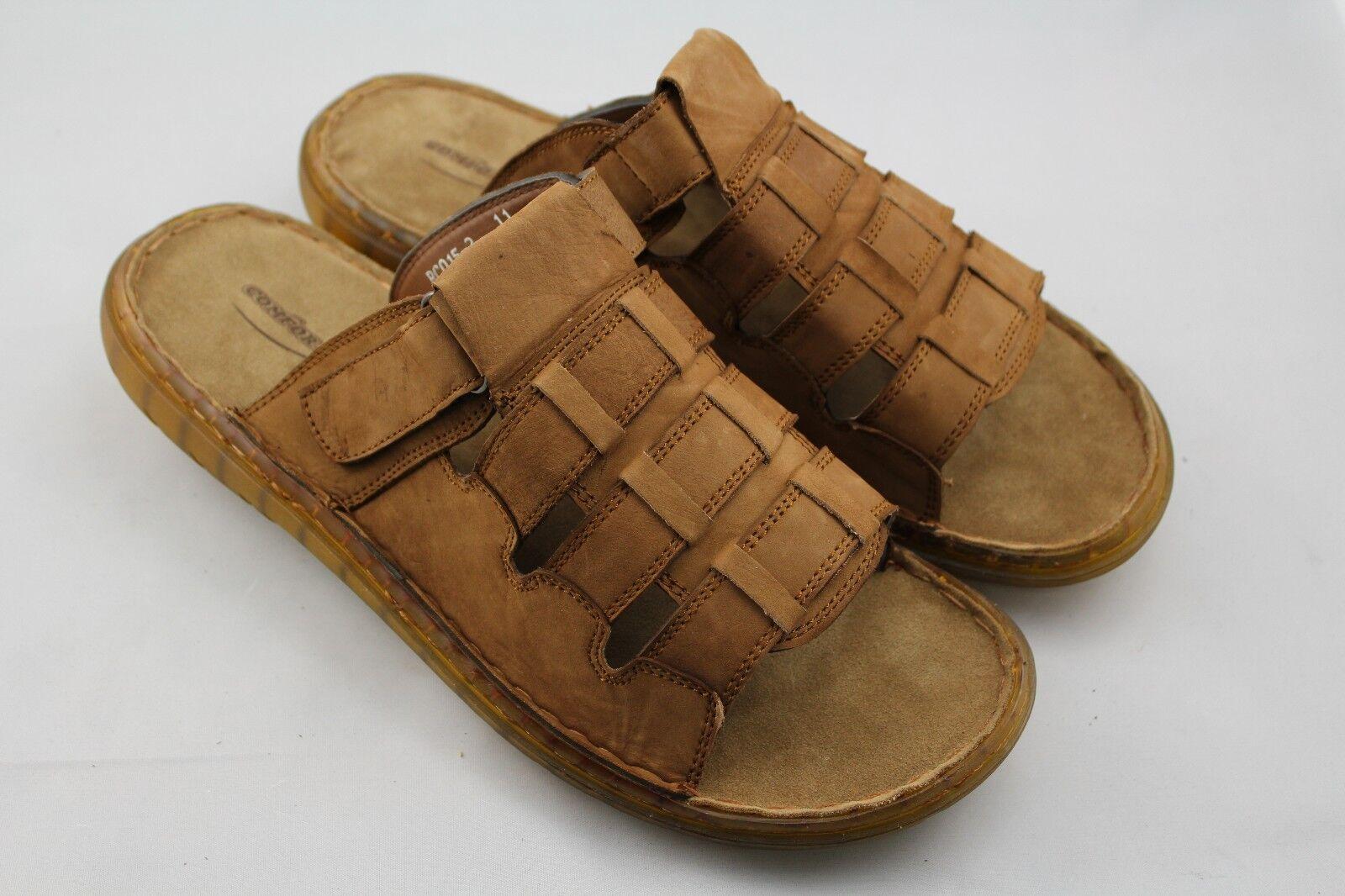 Comforthotics® Men's Flip Flop Sandal Orthotic Arch Slip On Support RC015-2