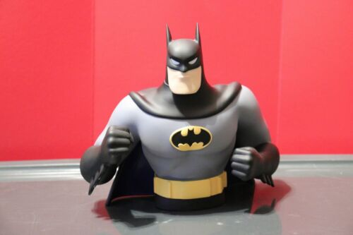 Batman The Animated Series Vinyl Bust Bank Diamond Select