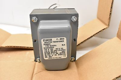 Stancor P-8622 Isolation Transformer 115v 5060hz