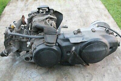 <em>YAMAHA</em> XENTER 125 ENGINE