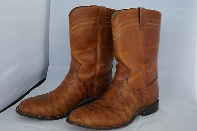 Men Boots Cowboy Boots Serra Country Made in Brasil Size 13