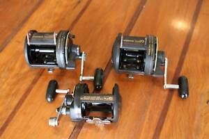 Shimano TLD reels and rods