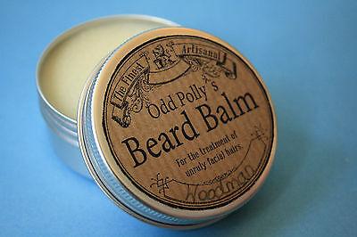 Odd Polly's Bart Wachs 50 ml, MACHO, Naturkosmetik, Beard