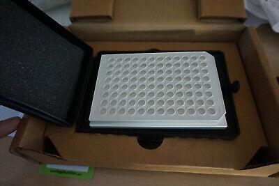 Fisher Matech 96 Well Plate Fluorescent Reference Standard Fbtr 460 Blue