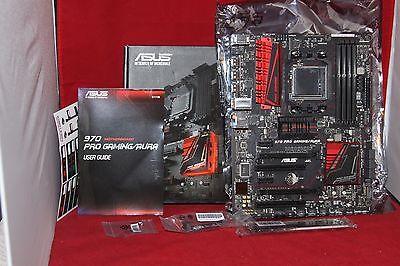 Motherboard Socket AM3+ (AMD) ASUS 970 PRO GAMING AURA, DDR3 USB 3.1, Supreme FX