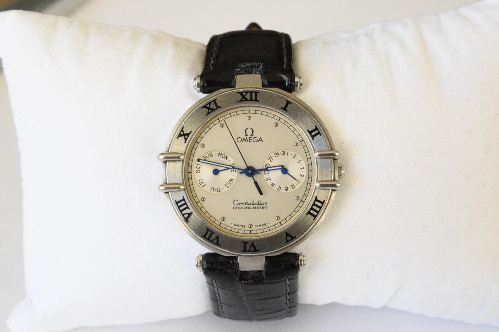 Omega Constellation Chronometer 1987
