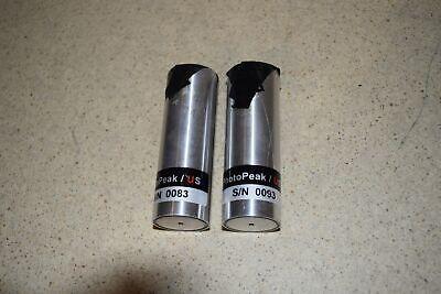 Bicron 1 Photopeak Lot Of 2 Scintillation Detectors  22