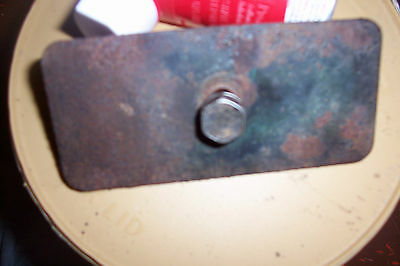 Fairbanks Morse Z D Exhaust Baffle 112 Hp 2 Zd Hit Miss Flywheel Engine Muffler