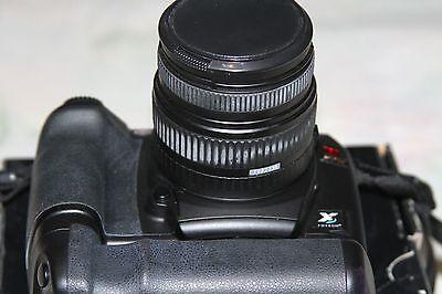 Sigma SD 14 14.0 MP Digital SLR Camera - Black Kit for Professionals