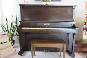 Great price for an upright piano with fine sound