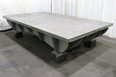 71-12 X 121-12 X 21 Cast Iron Surface Plate Yoder 72494