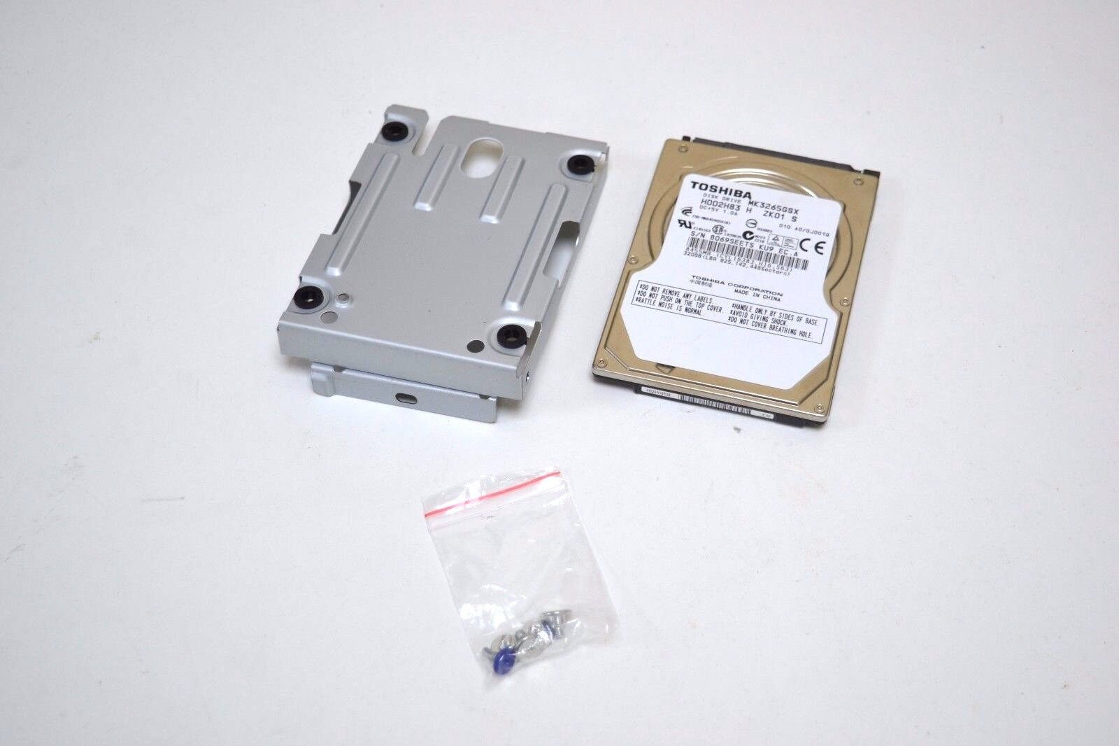 320gb Ps3 Super Slim 25 Hard Disk Drive Upgrade Kit Hdd For Sony Playstation 3 320 Gb 2 Of
