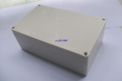 "NEW DIY Waterproof Plastic Project Box Electronic Case 7.87""x 4.72""x2.95""(L*W*H)"