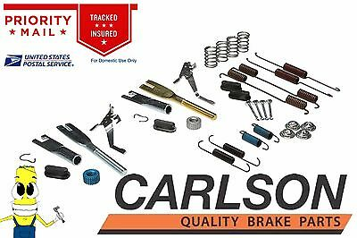 Complete Rear Brake Drum Hardware Kit for Dodge CARAVAN 1996 2007 ALL