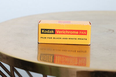 Kodak Verichrome Pan Film Unopened Sealed New Unused Expired Photography
