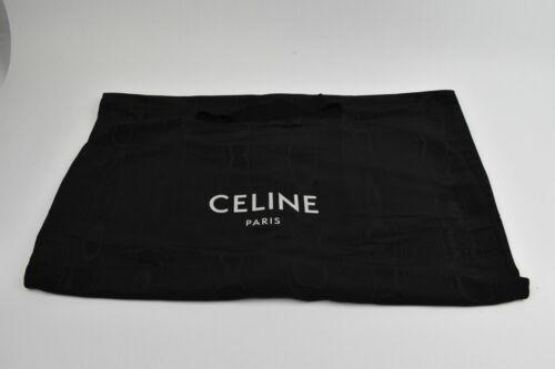 """Celine black long dress cover garment bag travel bag - 26""""x64"""" Storage Bag"""