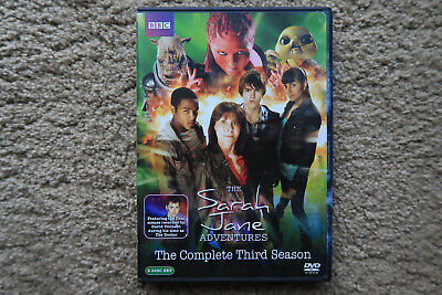 The Sarah Jane Adventures - Complete Third Season - Doctor Who - 2 DVDs