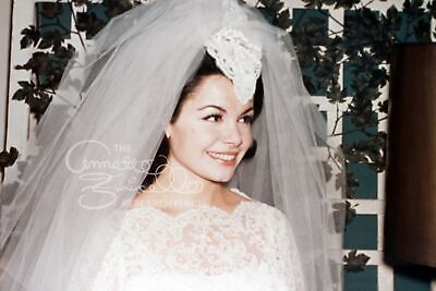 Annette Funicello Personal Property 1965 Wedding Reception Beverly Hilton Bride