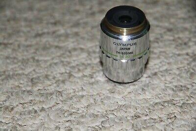 Olympus Japan Neo Splan 20 X Nic 0.4 Microscope Objective Ex Conditon Ic 20