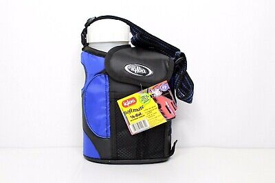 New iGloo 1/2 Gallon Drink Beverage Portable Cooler t-tugger strap on
