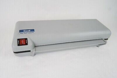 Seal Products Clear Tech Laminator Model Ct1200 Tested And Working
