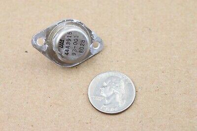 Vintage Stt To-3 Transistor 44a391593-001 8028 1980