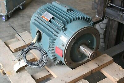 New Joy 40 Hp 1765 Compressor Motor 324tcz Reliance Motor 230460
