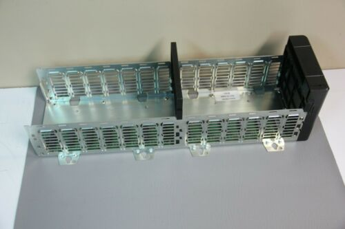 Allen Bradley ControlLogix 12 Slot Chassis With P/S Adaptor 1756-PSCA2 Ser.A