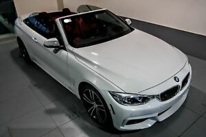 2015 BMW 435i xDrive-Convertible- bas km