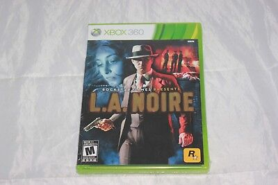 Used, L.A Noire Microsoft XBOX 360 Brand New for sale  Toronto