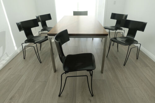 Six Donghia Anziano Chairs