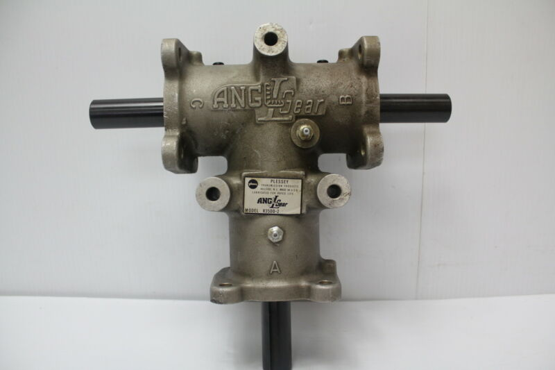 Andantex R3500-2 Anglgear Right Angle Bevel Gear Drive, Universal Mounting Used