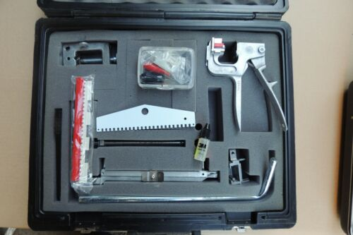 3M 710 3M710-HTK05A 5 Pair Hand Cutter Presser Tool Kit Modular Cable Splicing