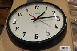 NEW Chaney Instrument Atomix Atomic Wall Clock