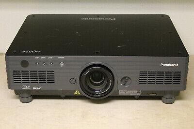 Panasonic PT-DW5000U WXGA HD Dual Lamp DLP Theater Projector - 4500 Lumens!