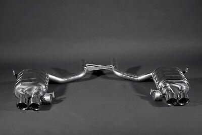 Maserati Quattroporte - Capristo Valve Exhaust System, W/ Remote, New