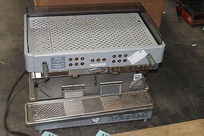 La San Marco Sm 105e 2 Group Automatic Commercial Espresso Cappuccino Machine