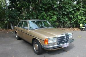 1983 Mercedes Benz 280e