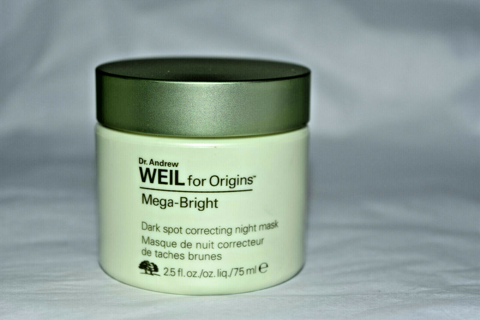 Origins Mega-Bright Dark Spot Correcting Night Mask 2.5 oz