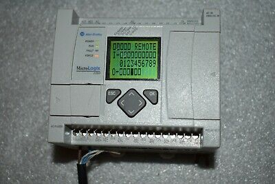 1763-l16awa Allen Bradley Micrologix 1100 Controller Ser. B 2016