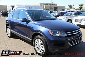 2013 Volkswagen Touareg 3.6L Comfortline Leather Heated Seats...