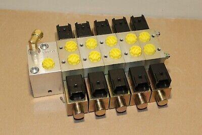 Hoerbiger Electromagnetic Valve For Smart P2000 Table
