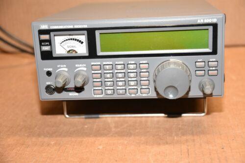 AOR model AR5001D Communications Receiver