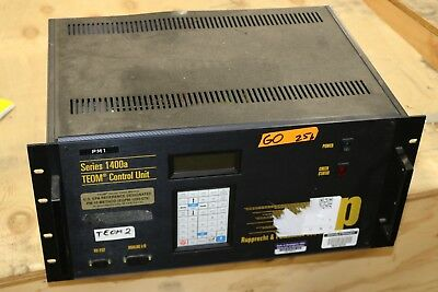 Thermorp 1400a Teom Monitor Air Sampler Measurement Control Unit