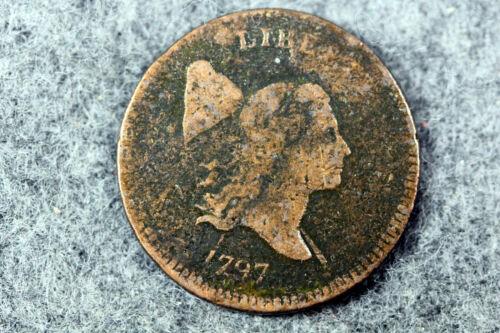 ESTATE FIND 1797 Liberty Cap Half Cent   #D22085