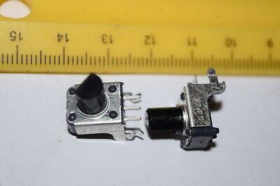 Alps Ec103a 3-pin Clip In Board Mount Potentiometer New Lot Quantity-10