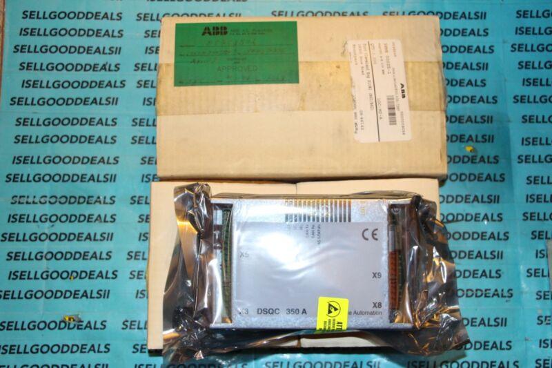 ABB 3HNE-00025-1 DSQC350-A I/O RIOI-01 Data Acquisition DSQC350A DSQC 350A